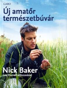 Új amatőr természetbúvár - borító